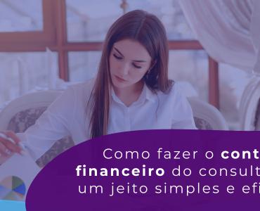 gestão financeira consultório